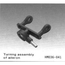 WALKERA HM036-041 - Turning...