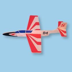 ANF Samolot myśliwski ISKRA