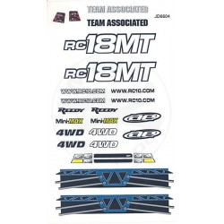 TEAM ASSOCIATED 18mt...