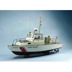 DUMAS Łódź U.S. Coast Guard...