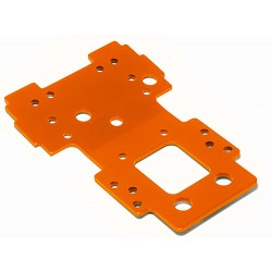 HPI RACING BULKHEAD LOWER...
