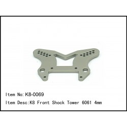 CASTER RACING K8 Front...