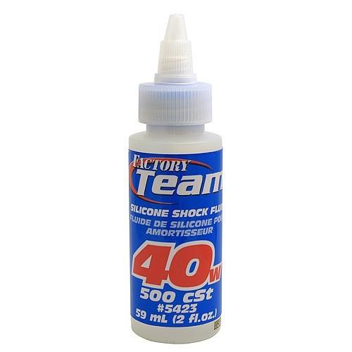 Silicone Shock Fluid 40wt