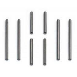 TC3 FT Polished Hinge Pin Set