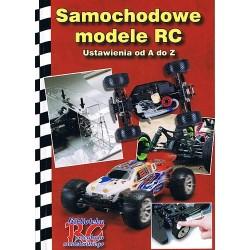 Książka Samochodowe modele RC