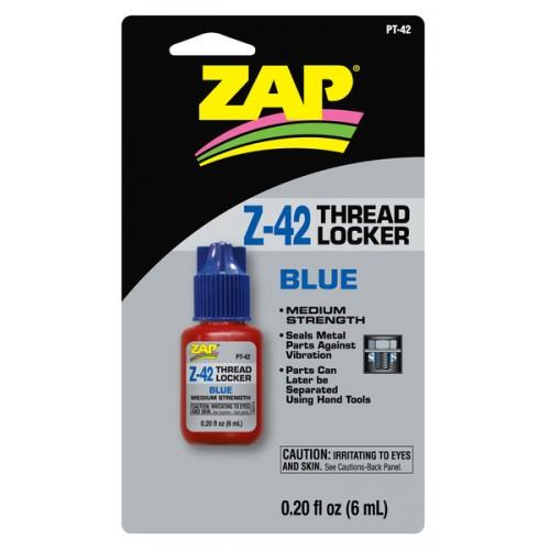 Klej do śrub Threadlocker Z-42 (niebieski-średni)