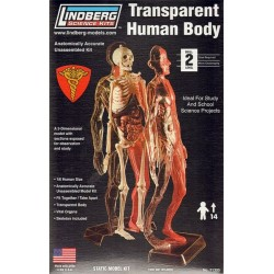 LINDBERG Model plastikowy -...