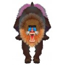 "Latawiec WNS Rainforest 44x28"" Nylon Mandrill"