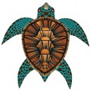 "Latawiec WNS SeaLife 40x40"" Nylon Sea Turtle"