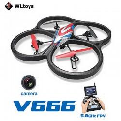 WLTOYS Dron SPACE TREK CAM...