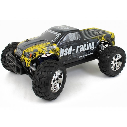 Monster Truck 1/10 4WD RTR - Żółty
