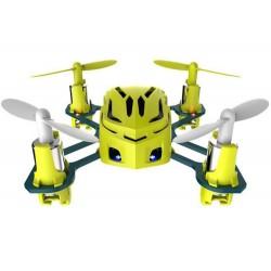 HUBSAN Nano Dron Q4 - Żółty...