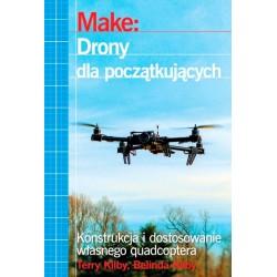 HELION Książka Drony dla...