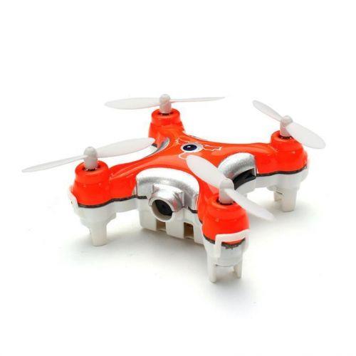 Nano dron CX-10C + Kamera + Akrobacje 3D + Diody + 3 Tryby Lotu