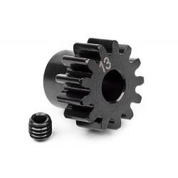 PINION GEAR 13 TOOTH (1M/5mm SHAFT)
