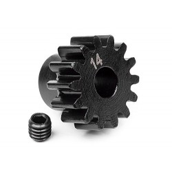 PINION GEAR 14 TOOTH (1M/5mm SHAFT)