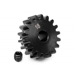 PINION GEAR 18 TOOTH (1M/5mm SHAFT)