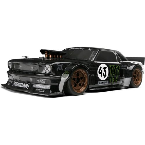 RS4 SPORT 3 1965 FORD MUSTANG HOONICORN RTR