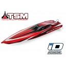 Spartan + Stablilizacja TSM + TQI BlueTooth - Ponad 80km/h !