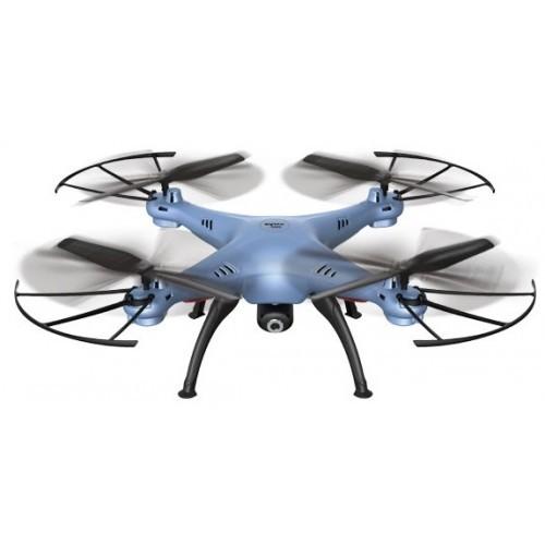 Dron X5HW WiFi Kamera HD + Barometr + FPV Podgląd na Smartphone