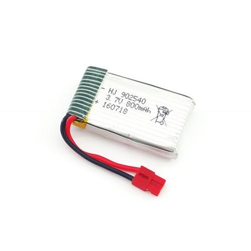 Akumulator LiPo 800mAh 3,7V 1S - X5HW X5HC