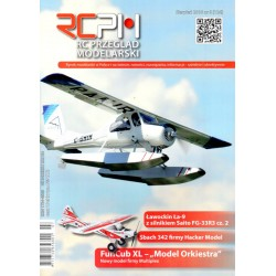 RC Przegląd Modelarski 2016/08