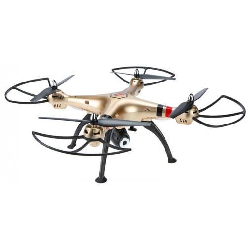Dron X8HW WiFi Kamera HD + Barometr + FPV Podgląd na Smartphone