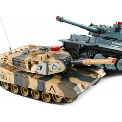 Zestaw walczących Czołgów...