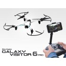 Dron Galaxy Visitor 6 PRO KAMERA WIFI + AUTO START I LĄDOWANIE