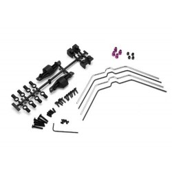 SWAY BAR SET (FRONT/REAR/SAVAGE X)