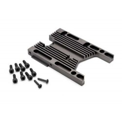 HD HEATSINK ENGINE PLATE 10mm (7075S/GRAY)