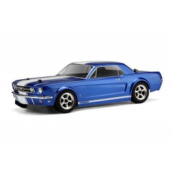 FORD 1966 MUSTANG GT COUPE BODY (200mm)