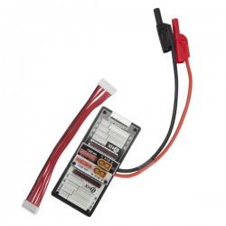 SKYRC Dual port safe adapter