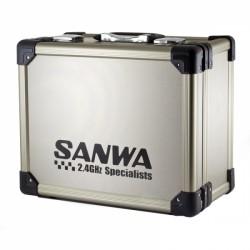 SANWA Aluminiowa walizka...
