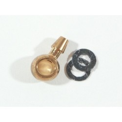 FUEL LINE FITTING/WASHER SET