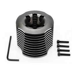 HEATSINK HEAD (GREY BLACK/K4.6 HO)