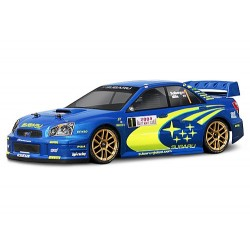 SUBARU IMPREZA WRC 2004 MONTE CARLO RALLY EDITION BODY SHELL (190MM/WB255MM)