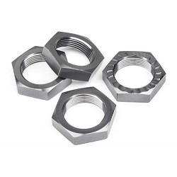 Wheel nut M18xHex24mm(4pcs)