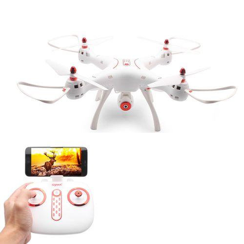 Dron X8SW WiFi Kamera HD + Barometr + FPV Podgląd na Smartphone