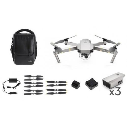 Dron Mavic Pro Platinum Combo + Szkolenie -20%