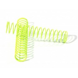 SPRING 14X80X1.1 17 COILS (YELLOW/2 PCS)