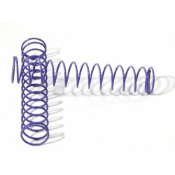 SPRING 14X80X1.1 14 COILS (PURPLE/2PCS)