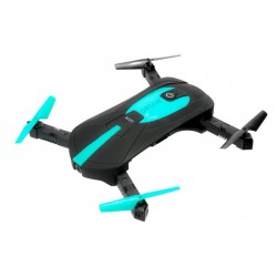 JUN YI TOYS Składany Pocket Drone JY018 + Kamera HD + Barometr