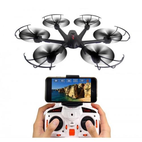 Dron X600 CAM + Kamera FPV do smartfona
