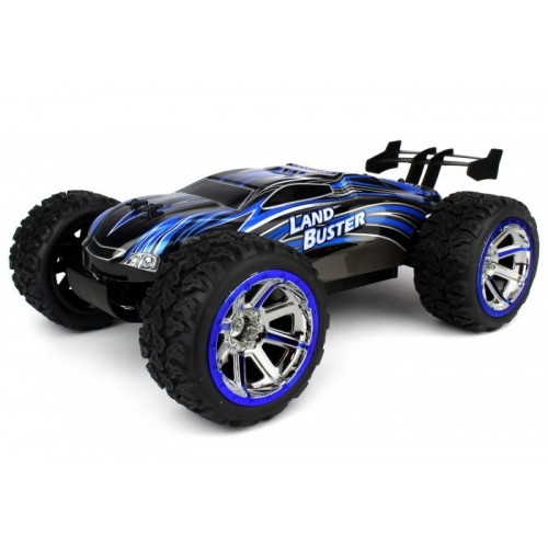 Auto LAND BUSTER Pro - Monster Truck 4WD 1/12 (Niebieski)