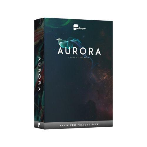 Zestaw presetów Aurora do DJI Mavic Pro