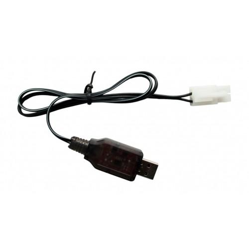 Ładowarka USB 9,6V 200mAh do Land Buster