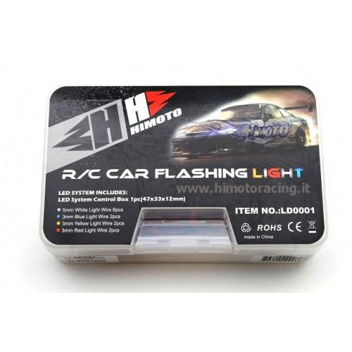 Aktywny zestaw świateł (oświetlenie) / R/C CAR 2.0 LED LIGHT