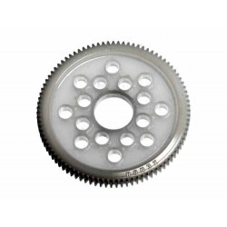 HB RACING SPUR GEAR 91 TOOTH (POM/64PITCH)