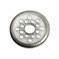 HB RACING SPUR GEAR 92 TOOTH (POM/64PITCH)